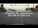 Офицер Миллер спас 3-ех летнего мальчика Granbury PD Officer Saves Childs Life omegle webcam periscope stickam