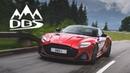 Aston Martin DBS Superleggera Mountains Of Torque Carfection 4K