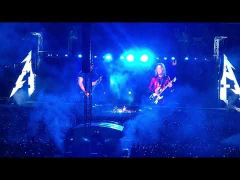 Группа крови Виктора Цоя от Metallica Лужники 2019