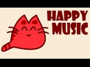 HAPPY MUSIC - Morning Guitar JAZZ For Happy, Positive Energy and Study