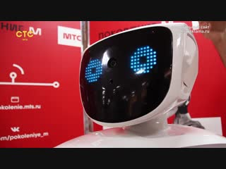 Поколение М ! Выставка роботов