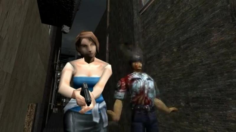 (Gmod)Resident Evil 3 Parody Episode 6