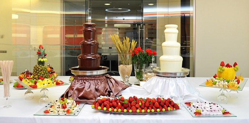 Шоколадный фонтан LQuEx7XgLDQ