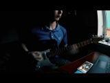 Seether - Nobody playing for me (guitar cover bu ZF)