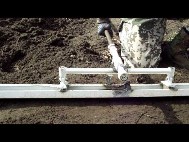 Гладилка бетона самодельная или идеальная стяжка при строительстве дома ukflbkrf ,tnjyf cfvjltkmyfz bkb bltfkmyfz cnz;rf ghb cnh