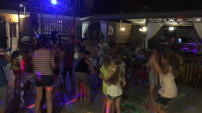 Вечеринка с Моаной в Вероне