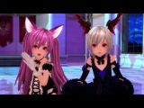 【TERA / MMD】 エリーンでWAVE(EnglishVersion) 【ElinsDance 테라 엘린으로】
