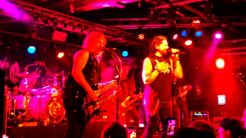 Core Leoni Let it be Rockfabrik Ludwigsburg 04 11 2018