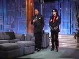 Eddie Murphy and Michael Jackson