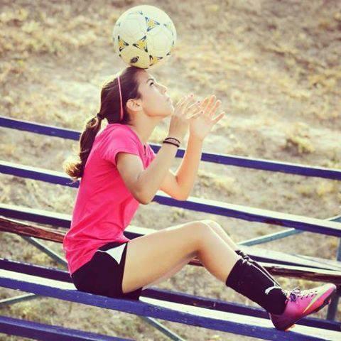 Девушки любящие футбол восхитительны фото 336-765
