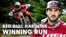 Gee Athertons Ride For The Win Red Bull Hardline 2018