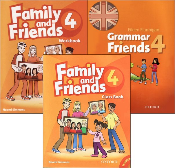 Английский Язык 6 Класс Family And Friends Гдз