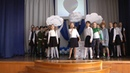 2018-10-19 г.Курчатов. Гимназия №2, Посвящение в гимназисты