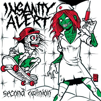 Insanity Alert - Second Opinion [EP] (2013)