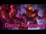 Infernal Nasus Dance Reference - Drop It Like It's Hot (Snoop Dog)