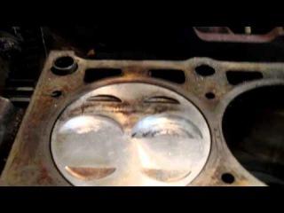 2.0 Теория ДВС: Нарезка циковок клапанов на примере: ВАЗ 21083