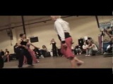 REGGAETON with Erle Liivak @ Super Fitness Convention 6 - Latina (Italy)
