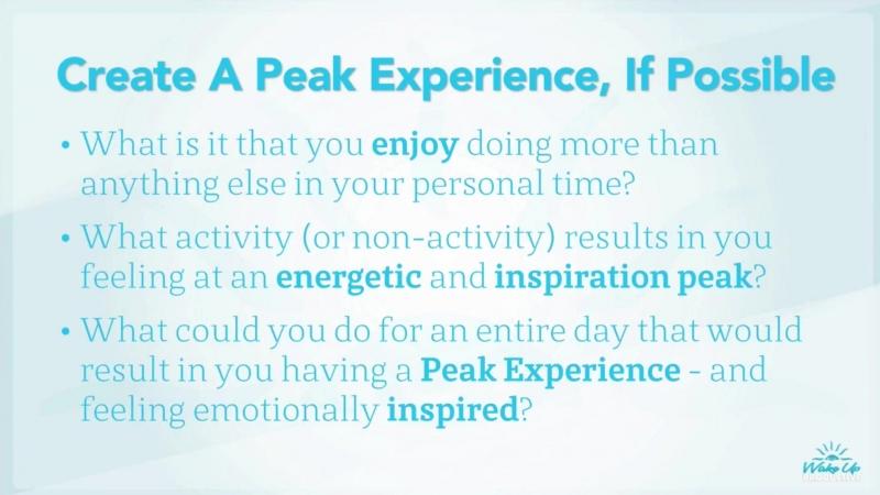 Eben Pagan Wake up productive 3.0 Coaching Calls 2. Week 2 - Your Personal Strategic Planning Summit