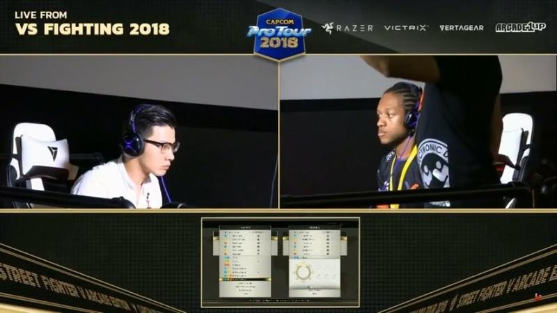 BBR VS FIGHTING 2018 SFV AE - UYU OIL KING vs XL INFEXIOUS
