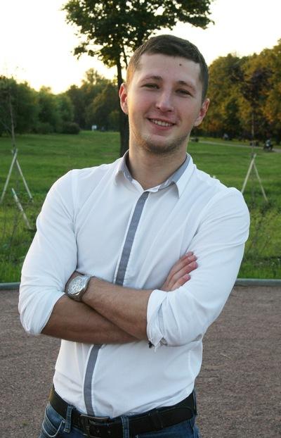 Андрей Михальченко, 24 сентября , Санкт-Петербург, id128858863