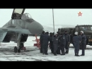 Истребители МиГ29 К Северного флота провели учения в условиях Арктики