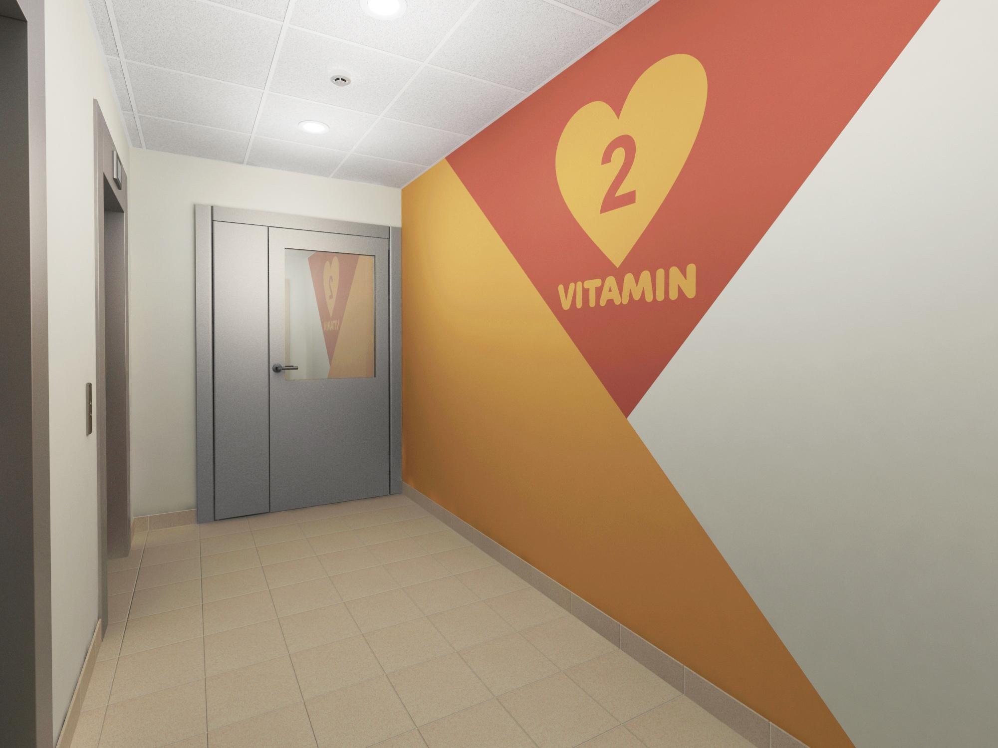 78a8941d2dbd ЖК VITAMIN: представляем дизайн мест общего пользования на типовых этажах