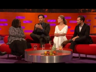 The Graham Norton Show S24E03 Whoopi Goldberg, Jamie Dornan, Rosamund Pike, Harry Connick, BTS