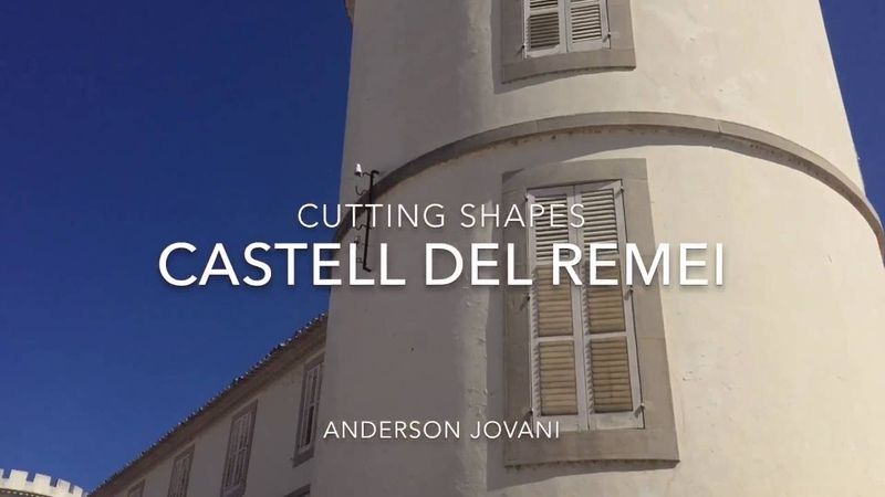 Cutting shapes ( shuffle house) Castell del remei