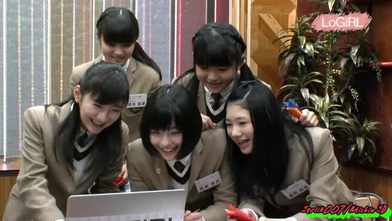 Sakura Gakuin - LoGiRL 2 (русская озвучка) - 2015.01.26