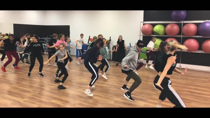 Оля Павлова   AFRO группы   танцевальная студия NAKO