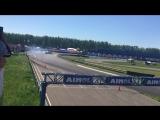 Аркадий Цареградцев на 2-м этапе в Рязани