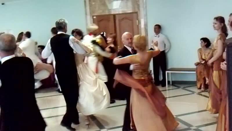 ПУШКИНСКИЙ БАЛ_Вен.вальс_Губкин 2011