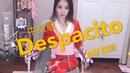 馮提莫 很好聽的中文版Despacito 配字幕 HD