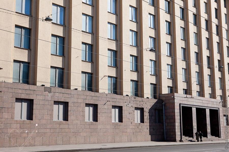 Большой дом ФСБ Литейный проспект