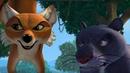 Маугли -Книга Джунглей - Все серии сразу - сборник серий 21 - 25 –развивающий мультфильм для детей