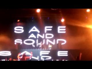 Safe And Sound (Capital Cities Markus Schulz) на концерте I LOVE QIEV