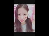 180517 #soyeon Produce 48 Wink Fairy