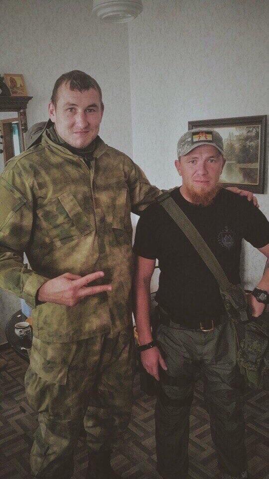 Российские СМИ сообщили о ликвидации в Сирии офицера спецназа из Рязани Сергея Печальнова - Цензор.НЕТ 4398