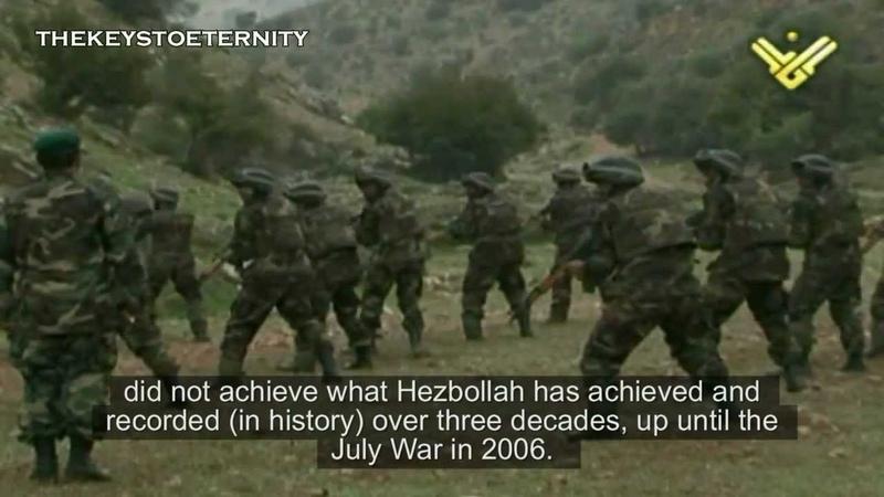 'Hezbollah Reaches Pinnacle of Art of Irregular Warfare'