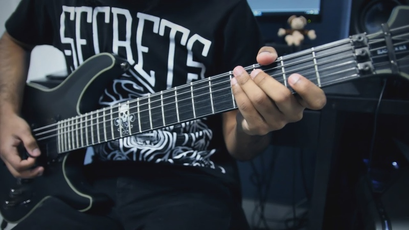 The Amity Affliction I Bring The Weather With Me Guitar Cover Tabs