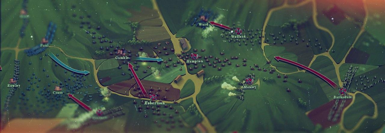 Ultimate General: Gettysburg - коммерческий проект мододела DARTH VADER