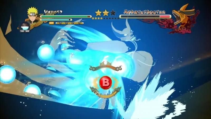 [Anglee] Прохождение Naruto Shippuden: Ultimate Ninja Storm 3 Full Burst - Часть 7 ᴴᴰ 1080p