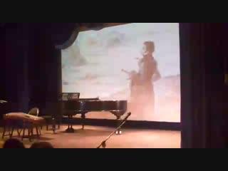 Алые Паруса.Выступление Михаила Михайлова и Екатерины Громовой