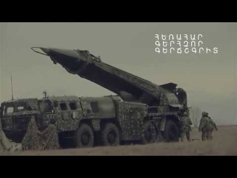 Հայկական բանակի կործանիչ հզորությունը