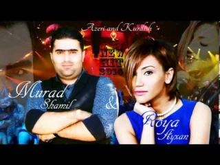 Roya Ayxan & Murad Shamil - Ureyimsen  / NEW HIT OF 2014