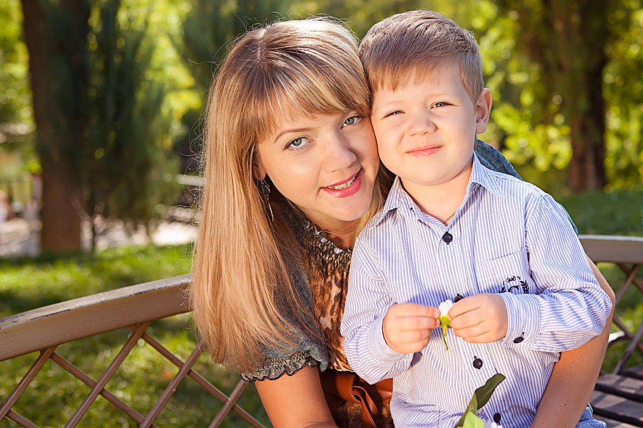 Фото мамы с сыном 18 фотография