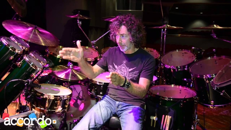 Simon Phillips - Drum Lesson Odd Times