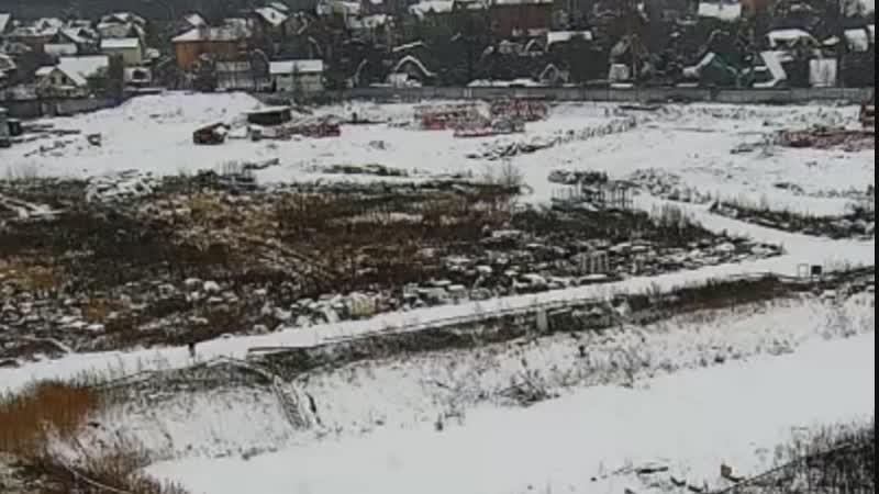 ЖК Видный Город 2018-12-10 15, 13. и 7 работы возобновились после вчерашнего снегопада, в 15шке не удалось чоко заснять, но ра