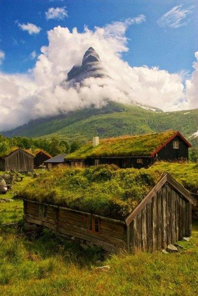 Национальный парк Иннердал, Норвегия