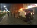 «Олени убегают»: подростки мешают уборке улиц